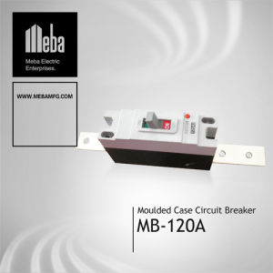 Meba Single Pole Air Circuit Breaker/Mccbs MB-120A