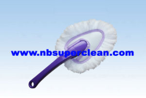 Triangle Duster Head Shape and Microfiber Duster Head Material Microfiber Flexible Duster(Cn1128 pictures & photos