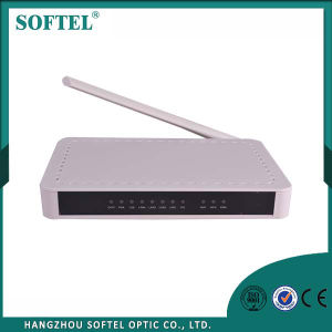 4 Ports WiFi ONU with 1 Epon+4 Fe Port pictures & photos