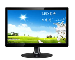22 Inch Portable Security LCD Monitor with BNC, HDMI, VGA pictures & photos
