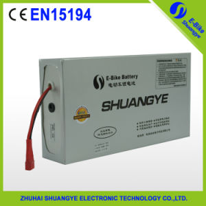Shuangye Green Power 48V 10ah Battery for Ebike pictures & photos