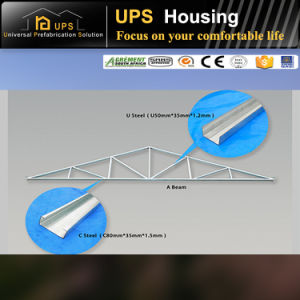Economic EPS Panels Prefab House Two Bedrooms pictures & photos