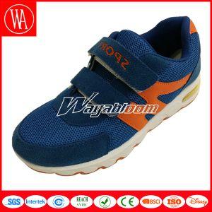 Autumn Comfort Plain Breathable Sports Kids Shoes pictures & photos