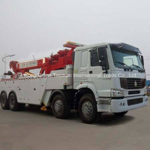Sinotruck HOWO 12t Truck Mounted Crane pictures & photos