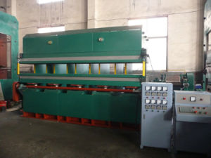 Tyre Retreading Rubber Hydraulic Press Machine pictures & photos
