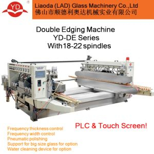 Best Quality Reasonable Price Glass Straight Line Double Edging Machine pictures & photos