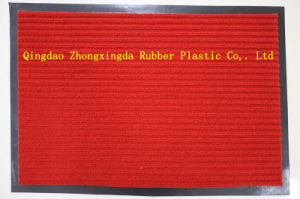 Hot Sales PVC Backing PP Stripe Mat Carpet pictures & photos
