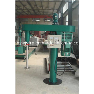 Hydraulic FRP Profile Pultrusion Extrusion Machine pictures & photos