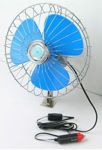 8 Inch 30 Grills One Cover Car Fan (WIN-116) pictures & photos