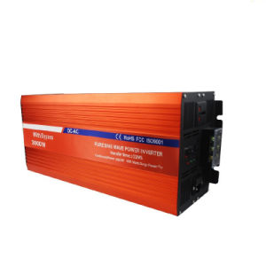 Hyb-3000 High Grade Power Inverter with Bypass pictures & photos