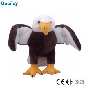 Custom Plush Eagle Stuffed Toy Soft Toy pictures & photos