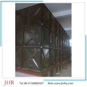 Anti Corrossion Enamel Pressed Steel Water Tank for Storage Water pictures & photos