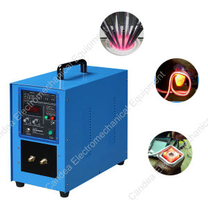 IGBT 15kw 220V 30-80kHz Induction Heater Oven Furnace with Timers pictures & photos