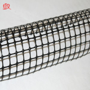 Road Construction Material Plastic Biaxial Geogrid pictures & photos