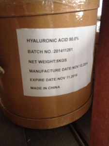 Cosmetics for Moisturizing Hyaluronic Acid Sodium Salt pictures & photos