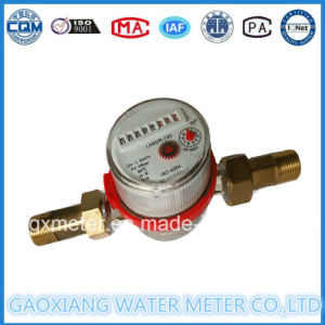 Single Jet Watermeter for Cold/Hot Water Meter pictures & photos