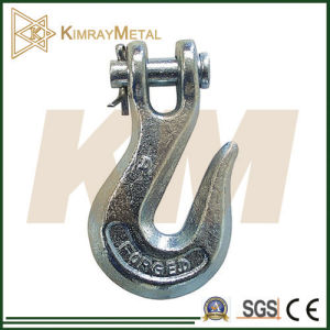 Galvanized Drop Forged Steel Clevis Grab Hook pictures & photos