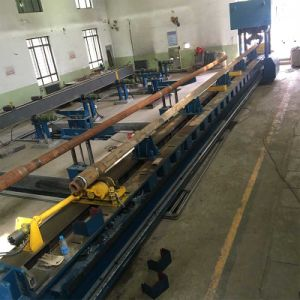 Dgxj-100t Drill Pipe Point-Pressure Straightening Machine pictures & photos