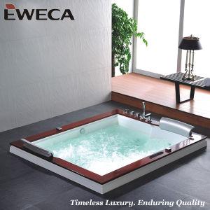 Luxury SPA Bathtub with Drop in Style (EW2007)