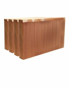 Cooling pad for Air cooler/ Cooling cell pad/ Evaporative pad pictures & photos