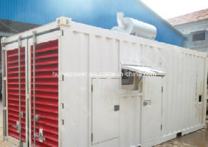 1500kVA Genset of Containerized Type with Perkins Engine pictures & photos
