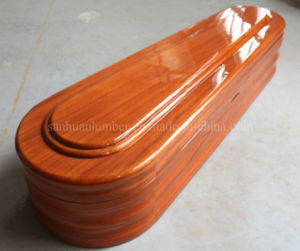 Beautiful Color for European Style Coffin pictures & photos