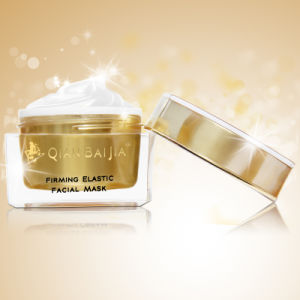 Organic Anti Wrinkle Qbeka Beauty Firming Elastic Facial Masks Anti-Aging Mask pictures & photos