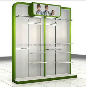 Display-Stand/Wall Shelf for Kids′ Clothes (ZS-132)