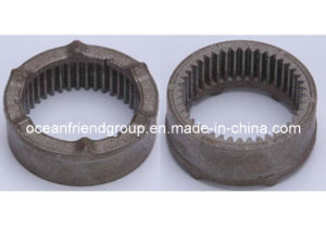 Powder Metal Part: Sintered Clutch Sleeve pictures & photos
