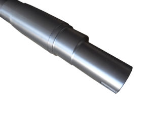 Customized Precision Forged 45# SAE1045 Shaft for Machining Parts pictures & photos