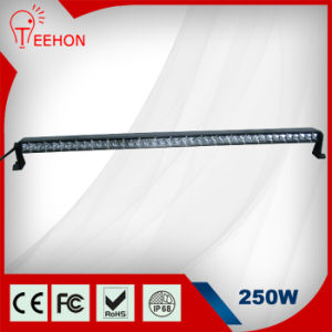 High Power 250W 4X4 LED Light Bar for Offroad, Truck pictures & photos