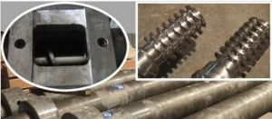 Single Screw and Barrel / Single Screw &Barrel for Plastic Extruder pictures & photos