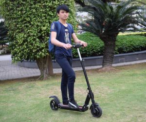 Cheap Hot Sale Fashion Personal Scooter 2 Wheel 2016 New E Scooter pictures & photos