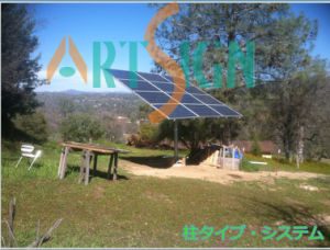 Solar Mounting System-Pole Ground Solar Mounting System pictures & photos