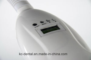Dental Movable High Quality 33W LED Teeth Whitening Machine for Hospital/Clinic/Salon pictures & photos