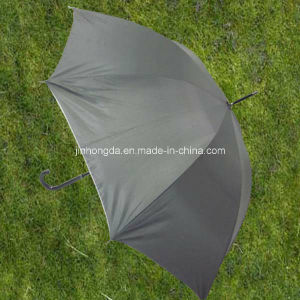 "Pongee Fabric with Silver 23""X8k Straight Sun Umbrella (YSS0082-4)"