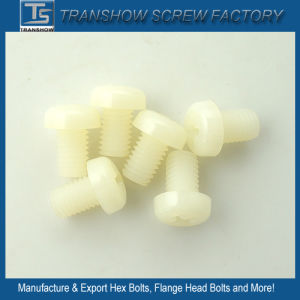 M8*16 Philips Pan Head Plastic Screws pictures & photos