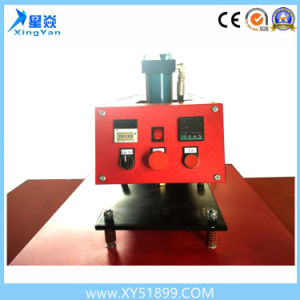 Oil Heating Hydraulic Double Position Heat Press Machine pictures & photos