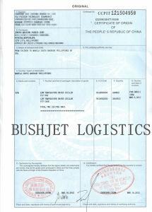 Documentation, Certification of Original