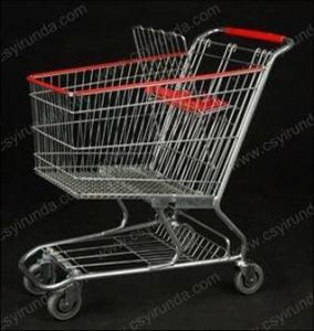 Shopping Trolley/ Cart pictures & photos