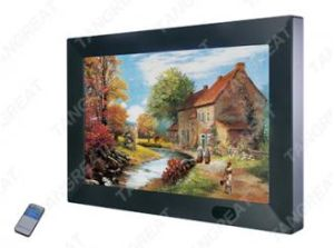 Photo-Frame Style Smart Signal Detective Jammer