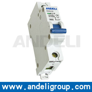 High Quality MCB Moulded Case Circuit Breaker pictures & photos
