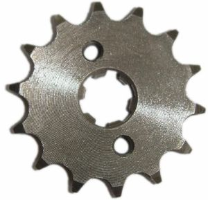 Motorcycle Sprocket -Front Small 14t with Heat Treatment pictures & photos