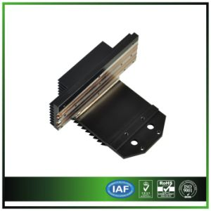 Automotive Electronics Heatsink, Aluminum Extrusion Heatsink pictures & photos