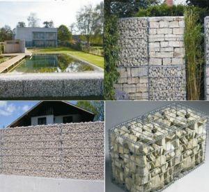 Weld Gabion Basket in Rigid Quality Procedure with Reasonable Price pictures & photos