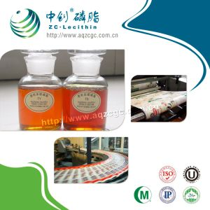 Soy Lecithin Manufacturers/Factory -Industry Grade Soy Lecithin Liquid pictures & photos