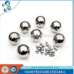 RoHS 6mm 304 Stainless Steel Balls for Nail Polish pictures & photos