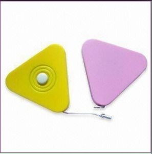Promotional Triangle Tape Measure (RF61172)