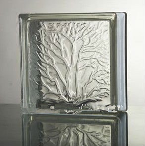 190*190*80mm Coral Clear Glass Brick (JINBO) pictures & photos