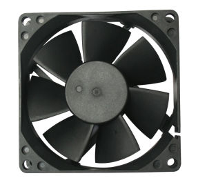 80*80*25 DC Cooling Fan (DC 8025)